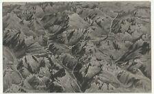 Region Cortina, St. Ulrich aus der Vogelschau, Südtirol, alte AK