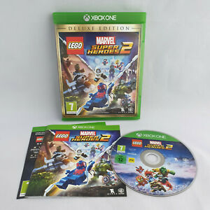 Xbox One - Lego Marvel Super Heroes 2 Deluxe Edition