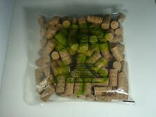 100 NEW WINE CORKS FOR WINE HOME WINEMAKING BOTTLES  CORK STOPPERS