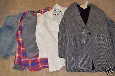 Mixed Lot New 4 Jackets Autumn Wear Wholesale Store Online Resale Flea Market