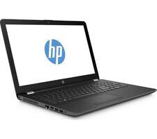 "HP 15-bw060sa 15.6"" FHD Laptop AMD A9-9420 Dual-Core Ram 4GB,1TB HDD W10 Grey"