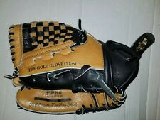 "Rawlings pp80 10.5"" Full Grain Leather baseball glove.the gold glove fastball mo"