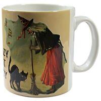 Crazy Cat Lady Mug, Witch Coffee Mug, Cat Lovers Gift Mug.
