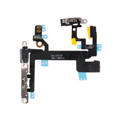 Power Switch On Off Mute Volume Button Connector Flex Cable Ribbon For iPhone 5S