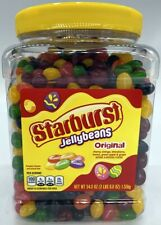 Starburst Jelly Beans Original Candy 54 oz Tub Bulk Candies Over 3 LBS Assorted