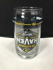 Haven Hefeweizen Braxton Brewing Company Limited Release Barware Beer Glass