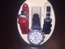 jojo joe rodeo diamond watch Rare Diamond 3ct Fashion Aqua Master  100%authentic