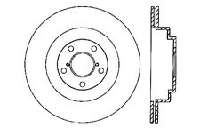 Disc Brake Rotor-High Performance Drilled And Slotted fits 05-08 Subaru Legacy