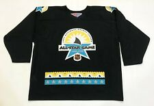 Vintage CCM 1997 NHL All Star Game San Jose Hockey Jersey Men XL Black Canada