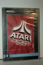 ATARI 80 CLASSIC GAMES IN ONE GIOCO NUOVO PC CD-ROM VERSIONE ITALIANA GD1 39805