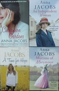 Four Anna Jacobs Novels