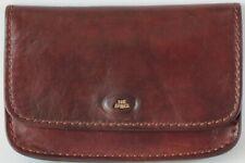 Genuine Vintage The Bridge Dark Brown Leather Purse