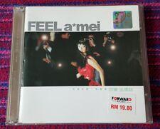 A-Mei ( 張惠妹 ) ~ Feel a-Mei ( Malaysia Press ) Cd
