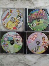 Lot 4 PC Games Fashion Craze, Alice Greenfingers, Supermarket Mania, Plantasia