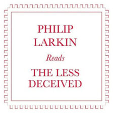 Philip Larkin Reads 'The Less Deceived' CD (2012) ***NEW*** Fast and FREE P & P