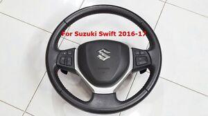 SUZUKI SWIFT 2016-17 GENUINE TOP SERIES STEERING WHEEL SET PADDLE SHIFT