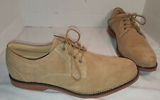 NEW MEN'S G H BASS PROCTOR DIRTY BUCK SUEDE LOAFERS SHOES SIZE 10