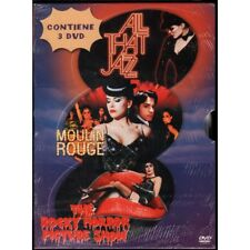 Musical Box All that jazz + Moulin Rouge! + The rocky horror picture show Sigill