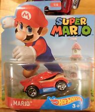Hot Wheels Entertainment Super Mario 1/6 New Release Combine Shipping