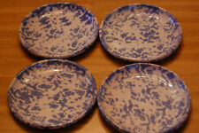 Bybee Pottery Set of Four Saucers