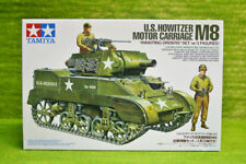 Tamiya 1/35 scale WW2 US American M8 Carriage with 3 Figures