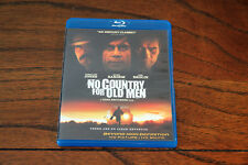 No Country for Old Men (Blu-ray Disc, 2008) with Case and Case Art