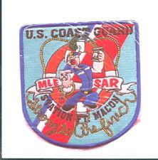 Uscg Atlantic Beach Nc Sta Ft Macon patch 4-3/4X4-1/2 Popeye the sailor #3413