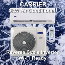 CARRIER PEARL 8kw HI-WALL SPLIT SYSTEM AIR CONDITIONER - WIFI READY
