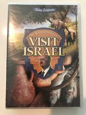 Living Scriptures Visit Israel Dr. W Cleon Skousen Christian 6 DVD Set
