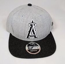 Los Angeles Anaheim Angels New Era 9Fifty Heather Action Snapback Hat Cap MLB