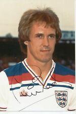 Phil Neal  England EM 1980 Fußball Foto original signiert 399318