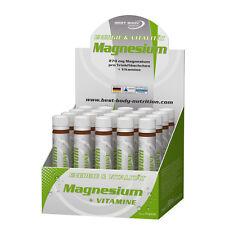 Best Body Nutrition 31,98€/L Magnesium 20 Ampullen,