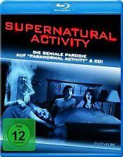 Supernatural Activity [Blu-ray] von Nixon, Derek Lee | DVD | Zustand sehr gut