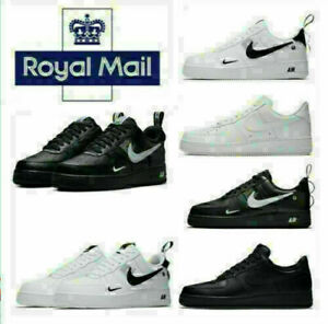 UK AIR FORCE 1'07 Sneaker Womens Mens Sports Shoes Sneakers Low Size UK 3-10