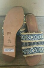 NWT  J. McLaughlin Slide Sandals  $168   Size 8