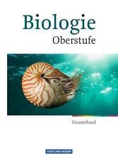 Biologie Oberstufe Gesamtband. Schülerbuch. Östliche Bundesländer und Berlin vo…
