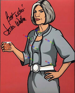 Jessica Walter Autographed Signed Photo Reprint