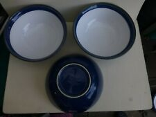 Marks & Spencers M&S Stoneware x 3 Richmond pattern Bowls dishes