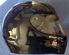 Fulmer AF-N3 Full Face Motorcycle Helmet Gloss Black - Size S