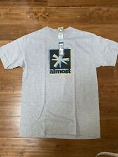 Genuine Almost Skateboards Vintage Nwt Medium Shirt