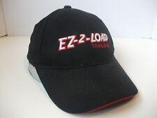 EZ-2-Load Trailers US Canada Hipster Work Hat Black Hook Loop Baseball Cap