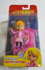 Alvin And The Chipmunks Groovin' Brittany Action Figure Fisher-Price New