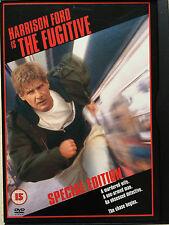 Harrision Ford Tommy Lee Jones EL FUGITIVO ~ 1993 ~ Edición Especial EEUU R1 DVD