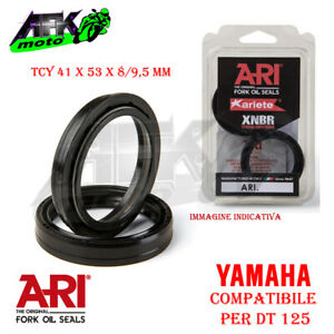Paraolio Forcella TCY 41x53x8/9,5 mm per Yamaha DT 125 1999-2000-2001-2002-2003