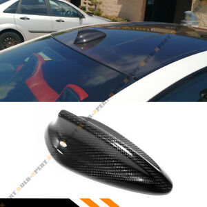 For 14-19 BMW 2 3 4 Series F30 F22 F32 F36 Carbon Fiber Shark Antenna Cap Cover