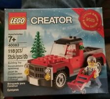 Lego 40083 Limited Edition 2013 Christmas Truck