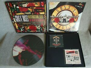 Guns N`Roses - Destruction,Lies:The road to illusion - Picture Vinyl 2 x CD
