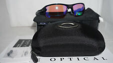 Oakley New Authentic Sunglasses FLAK 2.0 Polished Black Ink Prizm Golf OO9271-05