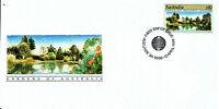 1989 Gardens of Australia FDC  - ($10 Adelaide Botanic Gardens) Adelaide PMK