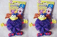 2 Cap'n Crunch 2000 Crunchling Koosh - same price as original cereal box offer